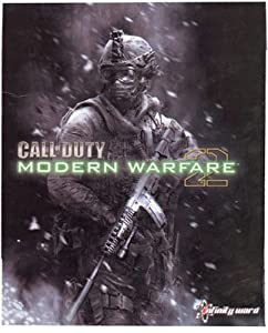 Call of Duty Modern Warfare 2 Fleece Throw Blanket