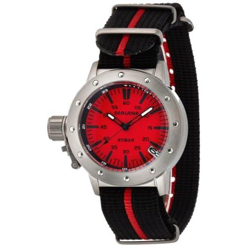 [シーレーン]SEALANE 腕時計 20BAR N夜光 SE42-NYRE メンズ