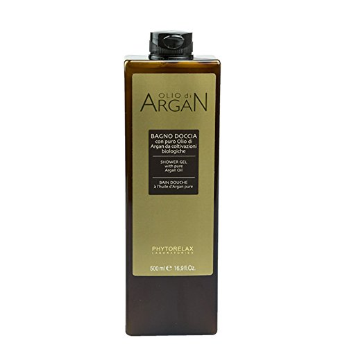 Phytorelax Laboratories Argan Oil Schiuma Da Bagno - 500 ml