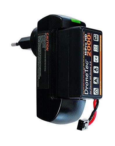 Parrot AR DRONE 2.0 / 1.0 Power Tuning Akku * 2000mAh * 19 Minuten Flugzeit! - 2