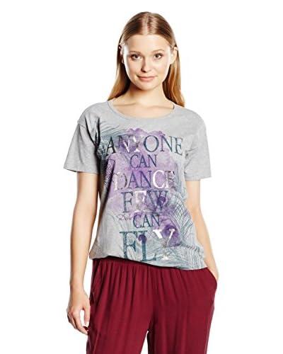 Deha T-Shirt Manica Corta [Grigio]