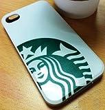 日本未発売 iPhone 4S/4 ケース カバーSTARBUCKS スターバックス 海外輸入 正規品 保護ケース  R0070