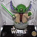 Disney Bobble Head Figurine &#8211; Star Wars Stitch Jedi Master Yoda &#8211; Disney Parks Exclusive
