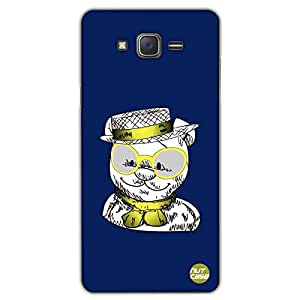 Designer Samsung Galaxy J5 Case Cover Nutcase - Cutey Teddy Bear
