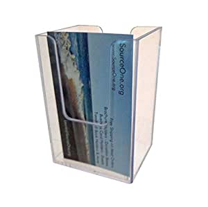 Amazon Source e Vertical Business Card Holder