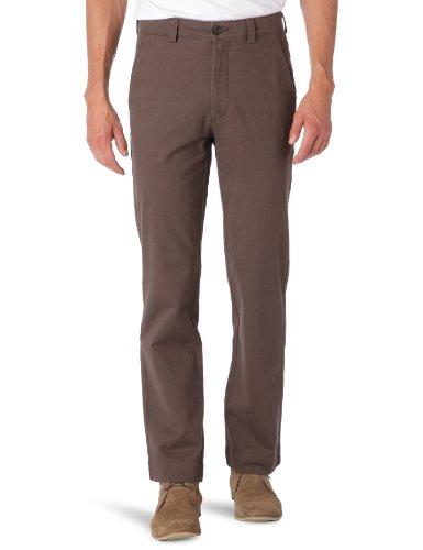 Dockers - Pantaloni da Uomo, colore Cioccolato, taglia W34L34