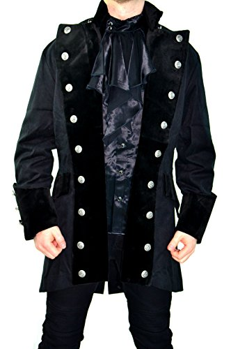 Shrine-Gothic-Vampire-Count-Lestat-Victorian-Vintage-Steampunk-Jacket-Coat