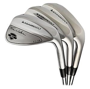 Adams Golf Watson Steel Wedge Pack, Right Hand by Adams