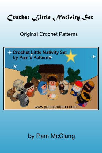 Crochet Little Nativity Set