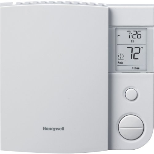 Honeywell RLV4305A1000/E 5-2 Day Programmable Thermostat for Electric Baseboard Heaters