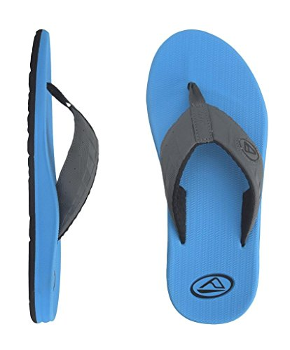 Reef Phantoms Sandal - Malibu Blue / Black reef phantoms sandal malibu blue black