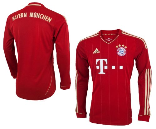 Bayern Munich long sleeves jersey 2011-2012