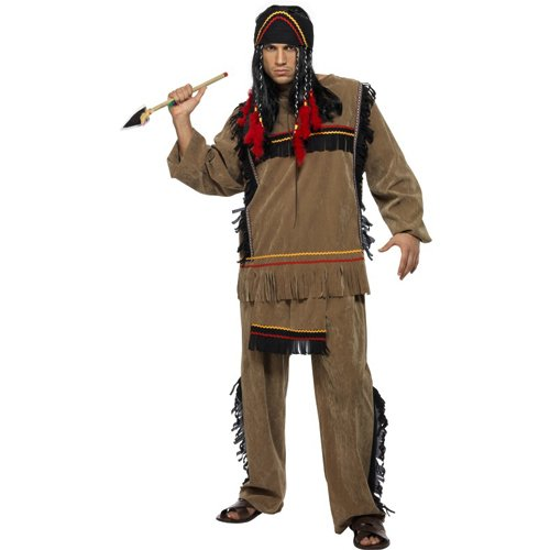 Native American Indian Man Adult Costume