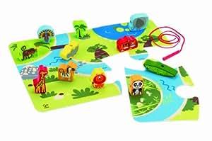 Hape International Hape Early Explorer On Safari Playset