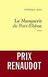 Le  manuscrit de Port-Ébène