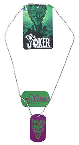 DC Comics Joker Dog Tags - 1