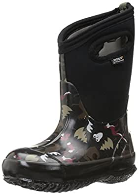 Amazon.com: Bogs Kids Classic Woodland Winter Snow Boot: Shoes