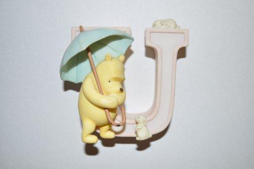 Classic Pooh Classic Winnie the Pooh - Alphabet Letter U Winnie the Pooh - 1
