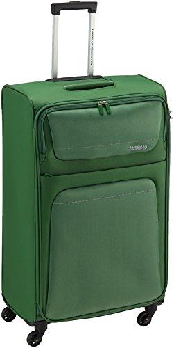 American Tourister Valigie, 78 cm, 94 L, Verde