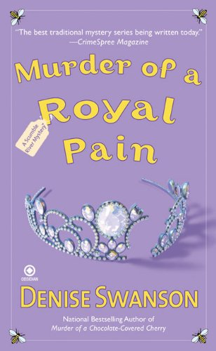 Murder of a Royal Pain: A Scumble River Mystery