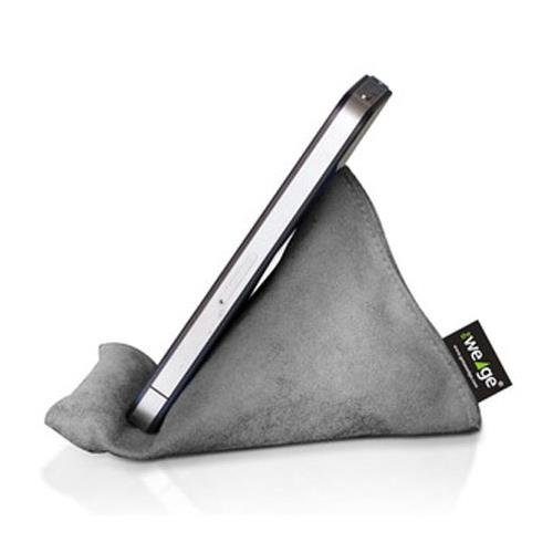 WedgeWorks The Wedge - Mobile Device Display Stand - Grey (Mobile Device Display Stand compare prices)