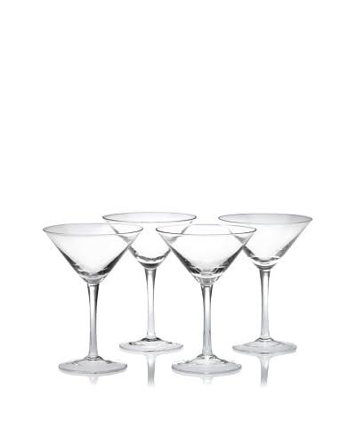 10 Strawberry Street Set of 4 Regina 7-Oz. Martini Glasses