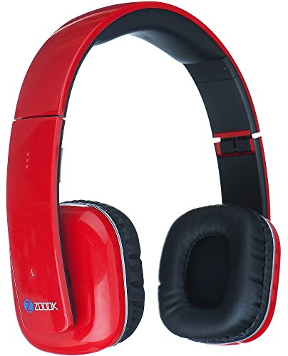 Zoook ZB-BHP18 On Ear Bluetooth Headset