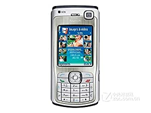 Nokia N70 Tri-Band GSM Camera Cell Phone (Unlocked)