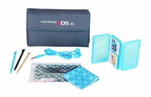Official 3DS XL Starter Kit - Blue