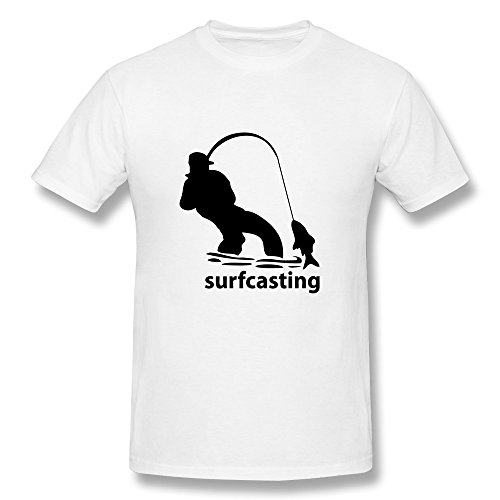 Fisherman Surfcasting Fishing Men'S Gifts Shirt