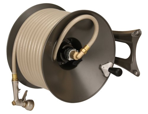 Best Automatic Retractable Stainless Steel Garden Hose Reel Wall