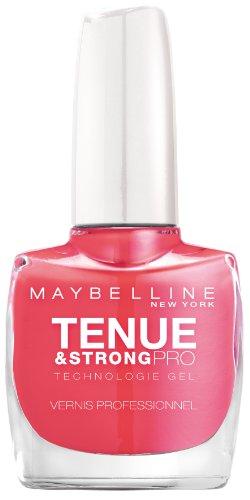 Gemey-Maybelline - Manutenzione & Strong pro - Nail Polish Rose - fenicottero rosa 170