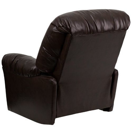 Flash Furniture AM-9350-9075-GG Contemporary Bentley Brown