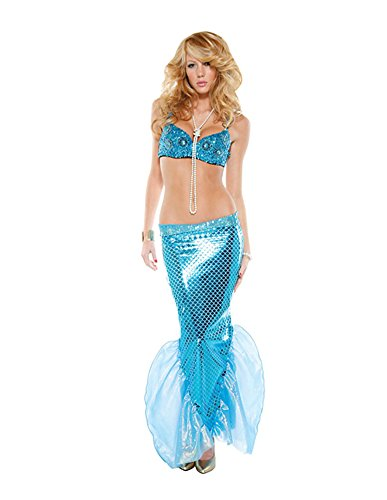 Bedazzling Mesmerize Mermaid Costume
