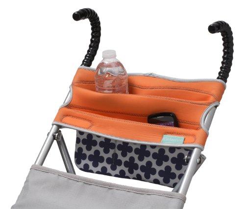 Infantino Stretch Umbrella Stroller Storage front-982303