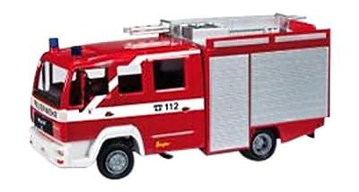 herpa 1/87 MAN LE 2000 LF 10/6 Feuerwehr Nurnberg
