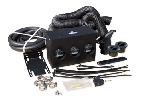 Polaris Ranger XP Heater & Defroster Kit 900cc (Polaris Ranger Heater compare prices)