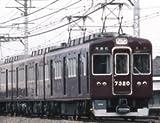 GREENMAX(グリーンマックス) [N]阪急7000/7300系(旧塗装)  6輛編成基本セット (動力車付)