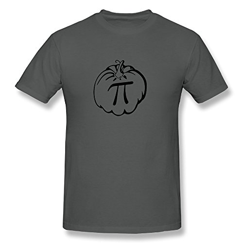 [Sunflower Men Tshirts Cool Food With Pi Mixed DeepHeather SizeL] (Pi Day Costume Ideas)