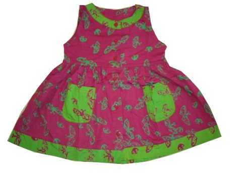 Baby Dress Sleeveless Frolic in Lilac with Green Butterflies - Buy Baby Dress Sleeveless Frolic in Lilac with Green Butterflies - Purchase Baby Dress Sleeveless Frolic in Lilac with Green Butterflies (Back From Bali, Back From Bali Dresses, Back From Bali Girls Dresses, Apparel, Departments, Kids & Baby, Girls, Dresses, Girls Dresses, Casual, Casual Dresses, Girls Casual Dresses)