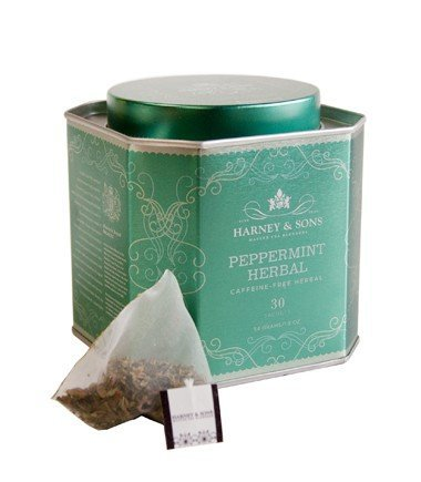 Harney & Sons Peppermint Herbal Caffeine Free Herbal 30Ct