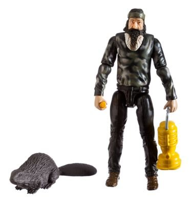 Tree House Kids Duck Dynasty Phil Action Figure - 1