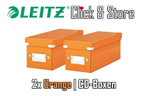 'Leitz scatole archivio