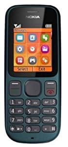 Vodafone Nokia 100 Pay As You Go Handset - Black from Vodafone