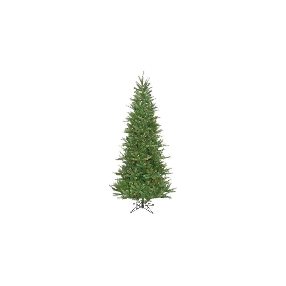 Tiffany Spruce Slim 550 Multi Color Lights Christmas Tree (A881077