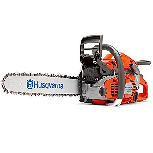 Husqvarna 550 Xp Triobrake 50Cc 3.75Hp 18 Inch Chain Saw 966648802