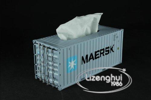 container-model-1-20-tissue-box-ocean-artwork-studio-oas-maersk