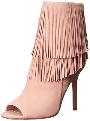 Sam Edelman Women's Arizona Boot, Seashell Pink, 6 M US