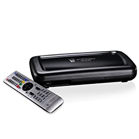 Popcorn Hour A-200 Networked Media Tank (Black)