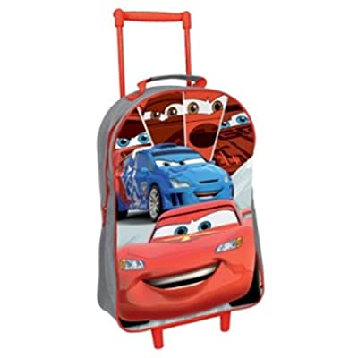 Disney Cars Kids Trolley Suitcase from Disney
